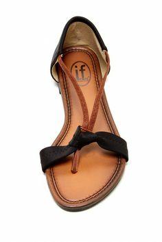 Thong Bow Sandal