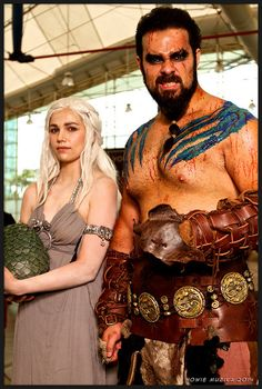 2014 San Diego Comic-Con Cosplay - Game of Thrones