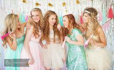 Meg Borders - 2015 Senior Model Shoot – Birthday Party