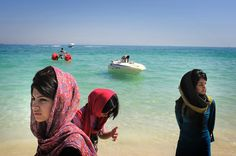 March 2009, Iran, Kish Island. The Iranian government wants to transform the coral island of Kish, situated in the Persian Gulf, into an Iranian Dubai.