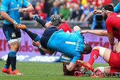 Sei Nazioni 2015: Italia-Galles, foto di Sebastiano Pessina - On Rugby