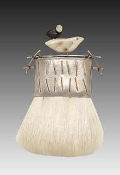 Brush by carolyn morris bach, jeweler