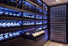 Contempary Wine Cellar
