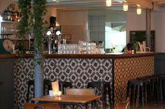 Cali Restaurant Bar, Cali, Restaurants, Spaces, Coffee, Furniture, Home Decor, Kaffee, Decoration Home