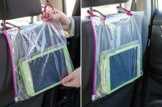 Make your own tablet holder.