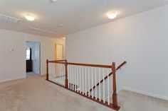 Another must have feature for me is the long hallways! They add such length to the upstairs and if they are long enough you can fill them with awesome things like mini bookcases or beautiful wall tables.