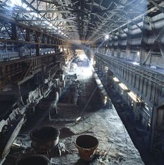Geneva Steel, Vineyard, Utah