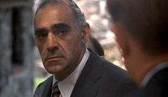 """Abe Vigoda, January age A sad-faced actor, Mr. Vigoda emerged from a workmanlike stage career to find belated fame in the as the earnest mobster Tessio in """"The Godfather"""" and the dyspeptic Detective Phil Fish on the hit sitcom """"Barney Miller. Godfather Actors, The Godfather Saga, Godfather Movie, Andy Garcia, Sofia Coppola, Barney Miller Cast, Phil Fish, Die Verurteilten, Character"""