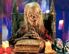 The Crypt Keeper (TALES FROM THE CRYPT)