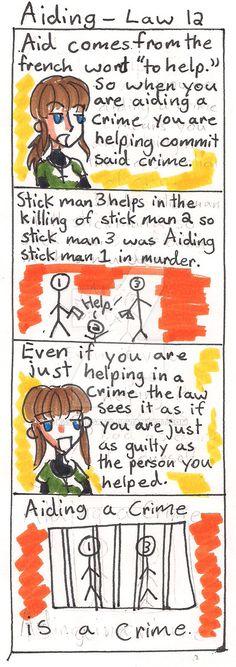 Aiding - Law 12 - PART 3 by KasurinSama.deviantart.com on @DeviantArt