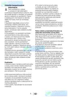 Varná doska BEKO HIC 64401 - Náhľad návodu na použitie zadarmo Bullet Journal