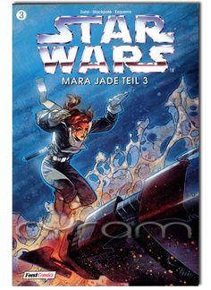 Star Wars: Mara Jade Vol. 3   FeestComics (1999)   http://www.cyram-entertainment.de/shop/products/Buecher-Comics-Magazine/Comics/Star-Wars/Album/Star-Wars-Mara-Jade-Vol-3.html  #starwars #marajade #comic