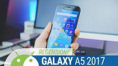 Videorecensioni: #Samsung #Galaxy #A5 2017 un leone in gabbia | recensione ITA da TuttoAndroid (link: http://ift.tt/2kgPINB )