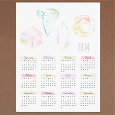 Love vs Design-free printables (calendars, checklists, stationery, cards, gift tags)