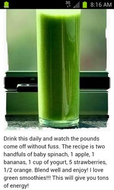 Smoothie - Weight Loss