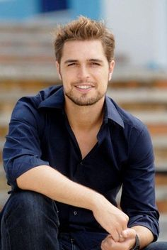 Diogo Morgado aka Jesus from 'Son of God'.  Is it blasphemous to think he's incredibly cute?  Nah...