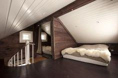 37 The Importance of Unique Bedroom Wooden Attic Ideas - thehomedecores Attic Bedroom Designs, Attic Bedrooms, Loft Room, Bedroom Loft, Bonus Room Decorating, Bonus Room Design, Room Above Garage, Attic House, Sleeping Loft