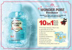 Etude House: Wonder Pore Freshner 250ml