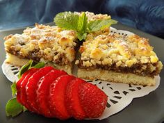 Sweet Desserts, Avocado Toast, Sushi, French Toast, Treats, Breakfast, Ethnic Recipes, Food, Cakes