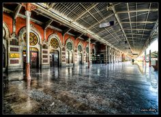Sirkeci Train Station, Istanbul, Turkey