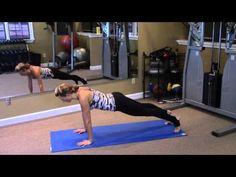 Melissa McAllister PIYO Demonstration - Fitness and Health - YouTube