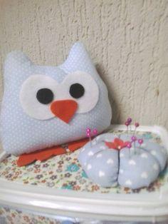 Reciclagem - Caixa de costura com pote de sorvete