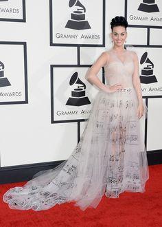 Chic Fashion Red- Carpet: Os melhores looks do Grammy 2014!