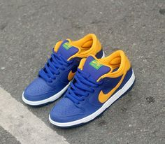 "Nike SB Dunk Low ""Brazil World Cup"" – Photos"