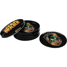 Star Wars Revenge of the Sith Coaster Set and Tin