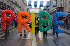 LONDON PRIDE 2014  Credit Lauren Anderson  http://prideinlondon.org/