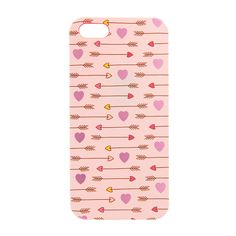 Hearts and Arrows Cover for iPhone 5 | Icing