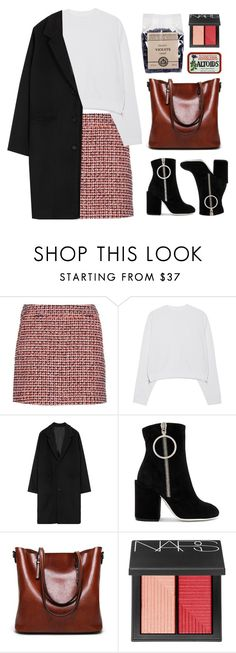 """winter day"" by chemical-colin ❤ liked on Polyvore featuring dVb Victoria Beckham, Acne Studios, Off-White, Ultimate and NARS Cosmetics"