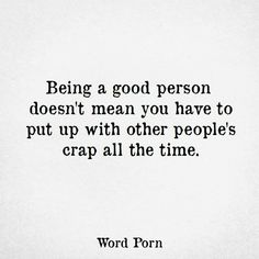 Good person quote