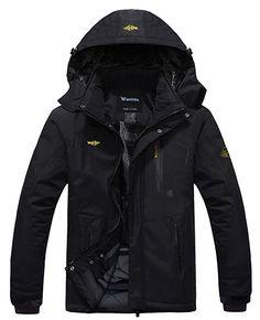 Waterproof - Windproof Rain Jacket  RainJacket  Waterproof  Windproof Parka  Men, Parka Coat 2e01dfec1f81