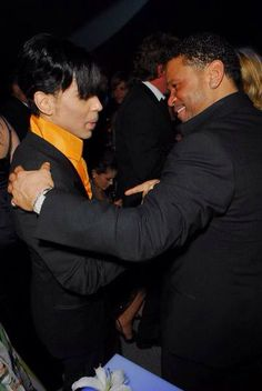 Prince and Usher