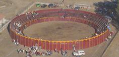 cortijos taurinos | Asunto: VENTA DE UNA PLAZA DE TOROS 2.000 LOCALIDADES.