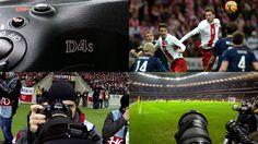 Nikon D4s - football TEST