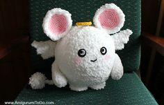 Ravelry: Mary Mouse pattern by Sharon Ojala