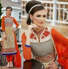 Pakistani Shalwar Kameez Designs