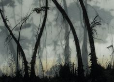 Brooks Salzwedel, another artist who does amazing work with layers of paint and resin, a la Faryn Davis. Description from pinterest.com. I searched for this on bing.com/images