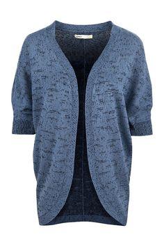 15110687onltansy 3/4 cardigan knit