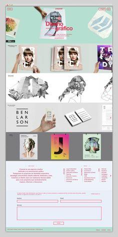 Creative Design, Web, Www, Mindsparklemag, and Showcase image ideas & inspiration on Designspiration News Web Design, App Design, Mobile Design, Grid Layouts, Design Layouts, Presentation Layout, Ui Web, Web Design Inspiration, Creative Inspiration