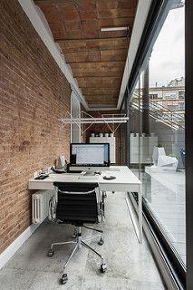 Despacho |  Proyecto de reforma Bruc | Standal  #reformaintegral #reformas  #Standal #decoración #interiorismo #despacho #oficina