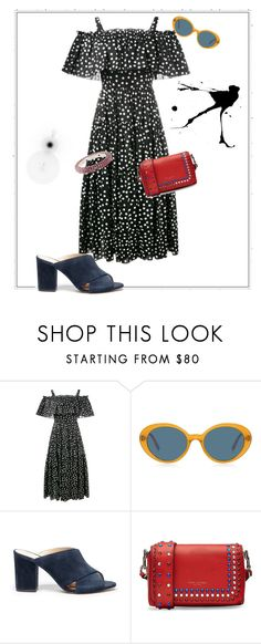 """Sin título #196"" by majo-mv on Polyvore featuring moda, Dolce&Gabbana, Oliver Peoples, Sole Society, Marc Jacobs y Chanel"