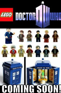 2015 Lego Doctor Who
