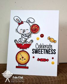 The Last Minute Crafter: Your Next Stamp February Release Blog Hop - SUGAR!!!