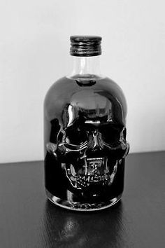 Fracken Liquore bottle.