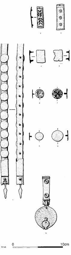 Roman Military Equipment: Cingulum and Balteus