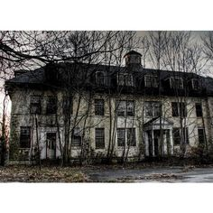 Abandoned Buildings & Places Infiltrated by Urban Explorers | Urban... ❤ liked on Polyvore featuring backgrounds