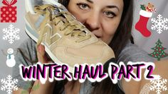 lifestyle: winter haul 2014 part 2 forever21, new balance, ve...